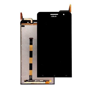 DISPLAY LCD ASUS ZENFONE 6 A600 / A601 COMPLETO - PRETO (MODELO ANTIGO)
