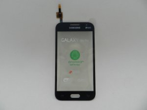 TOUCH SAMSUNG G360 CINZA/GRAFITE - GALAXY WIN 2