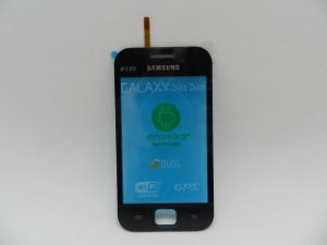 TOUCH SAMSUNG S6802 PRETO - GALAXY ACE DUOS