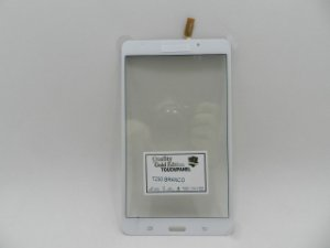 TOUCH SAMSUNG T230 BRANCO Wi-Fi - GALAXY TAB 4 7''