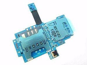 CABO FLEX SAMSUNG i9000 - CHIP SIM/MEM - ORIGINAL - Galaxy S
