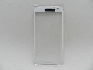 VIDRO SAMSUNG N7100 BRANCO - SOMENTE VIDRO