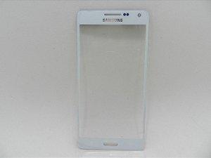 VIDRO SAMSUNG A5/A500 BRANCO - SOMENTE VIDRO