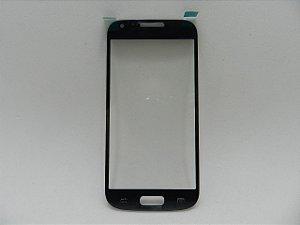 VIDRO SAMSUNG i9190/i9192/i9195 PRETO - SOMENTE VIDRO