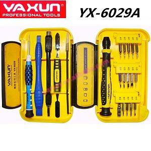 KIT CHAVE YAXUN YX6029A / YX-6029A - 21 PÇS