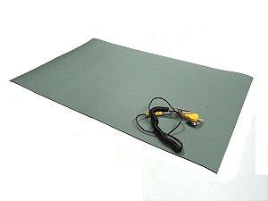 Manta anti-estática para Bancada 40 X 60cm / MANTA ANTIESTÁTICA 40X60 cm