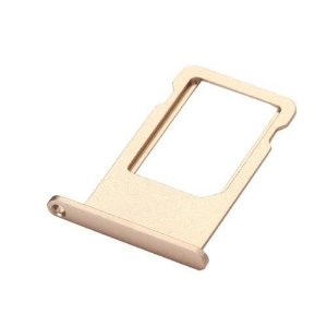 "GAVETA iPHONE 6S 4.7"" DOURADA/GOLD (SLOT DO CHIP SIM)"