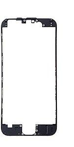 FRAME LCD/TOUCH iPHONE 5G PRETO (BENZEL) / ARO iPHONE 5 PRETO  ( COM COLA DE FUSÃO )