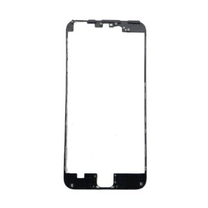 "FRAME LCD/TOUCH iPHONE 6G PLUS 5,5"" PRETO (BENZEL) / ARO iPHONE 6 PLUS PRETO ( COM DUPLA FACE )"