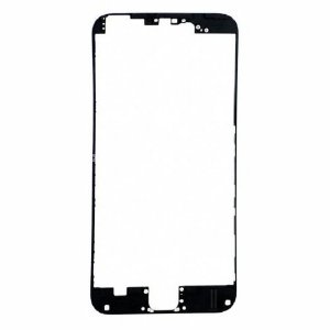 "FRAME LCD/TOUCH iPHONE 6S PLUS 5,5"" PRETO (BENZEL) / ARO iPHONE 6S PLUS PRETO ( COM COLA DE FUSÃO )"