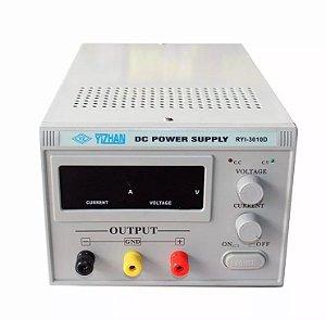 FONTE DE ALIMENTAÇÃO DIGITAL - YAXUN YX3010D / YIZHAN RYI-3010D (110V)