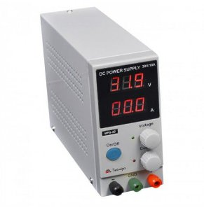 FONTE DIGITAL MINIPA  MPS33 3A- Chaveada 110v / 220v