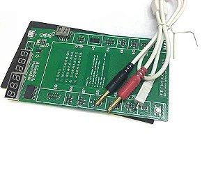 PLACA PARA REATIVAR DE BATERIA PARA iPHONE E OUTROS COM LCD DUPLO / DUAL PRO