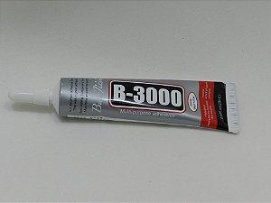 COLA PROFISSIONAL B3000/B-3000 - TUBO 25ML ( SECAGEM RÁPIDA )