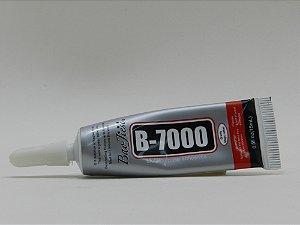 COLA PROFISSIONAL B7000 / B-7000 TUBO 15 GRAMAS / COLA B7000 PEQUENA 15gr