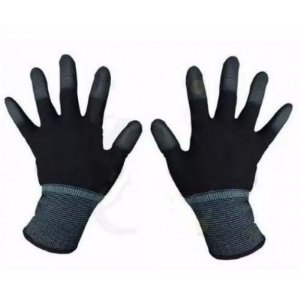 Luva Anti-estática Black Carbon (Preta)