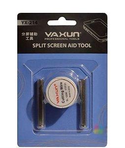 MANOPLAS YAXUN YX214 / YX-214 PARA AUXILIAR SEPARAR  LCD  COM FIO