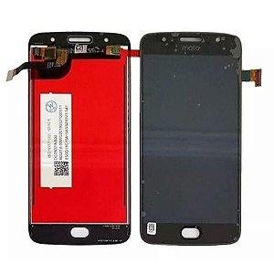 DISPLAY LCD MOTOROLA MOTO G5S XT1792 PRETO