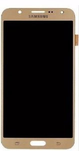 DISPLAY LCD SAMSUNG J710 GALAXY J7 METAL 2016 COMPLETO - DOURADO