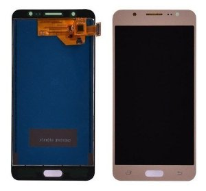 DISPLAY LCD SAMSUNG  J510 GALAXY J5 METAL 2016 COMPLETO - DOURADO