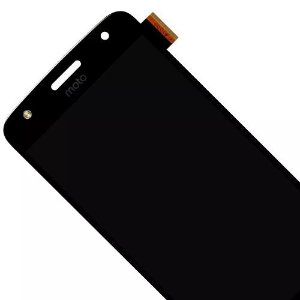 DISPLAY LCD MOTOROLA XT1635 MOTO Z PLAY SEM ARO  - PRETO
