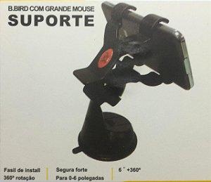 SUPORTE DE CELULAR PARA CARRO COM VENTOSA BMG 05