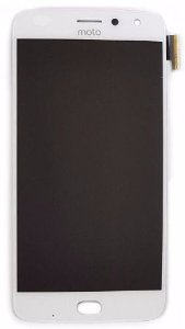 DISPLAY LCD MOTOROLA XT1710 MOTO Z2 PLAY COMPLETO - BRANCO