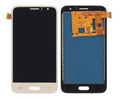 DISPLAY LCD SAMSUNG J120 GALAXY J1 2016  DOURADO