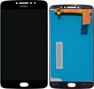 DISPLAY LCD MOTOROLA MOTO E4 PLUS XT1773  COMPLETO PRETO