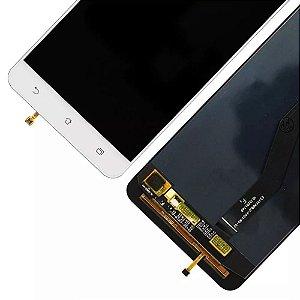DISPLAY LCD ASUS ZENFONE 3 ZOOM - ZE553KL COMPLETO - BRANCO