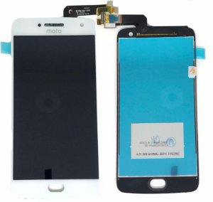 DISPLAY LCD MOTOROLA XT1683 MOTO G5 PLUS - BRANCO
