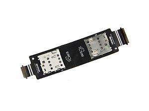 SLOT SIM CARD ASUS A501 / A500 - SLOT SIM CARD ZENFONE 5