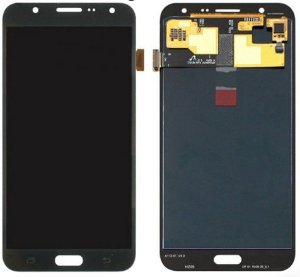 DISPLAY LCD SAMSUNG GALAXY J7/J700 ORIGINAL PRETO