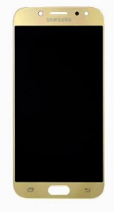 DISPLAY LCD SAMSUNG GALAXY J7 PRO - J730 DOURADO - INCELL
