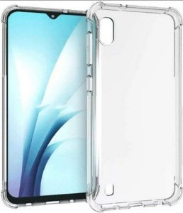 CAPA ANTI SHOCK PARA SAMSUNG GALAXY A10 - TRANSPARENTE