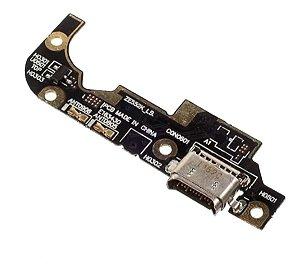 """CONECTOR DE CARGA ASUS ZE552KL ZENFONE 3 (5,5"""")  - DOCK COMPLETO ZENFONE 3"""