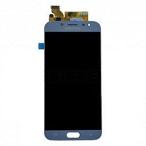DISPLAY LCD SAMSUNG GALAXY J7 PRO J730 AZUL - PADRÃO ORIGINAL