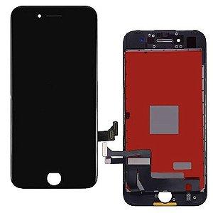 """DISPLAY LCD iPHONE 7G (4,7"""") PRETO - LINHA PREMIUM"""