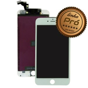 "DISPLAY LCD iPHONE 6G PLUS (5,5"") BRANCO - LINHA PRÓ"