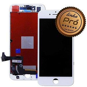 "DISPLAY LCD iPHONE 8G (4,7"") BRANCA - LINHA PRÓ"