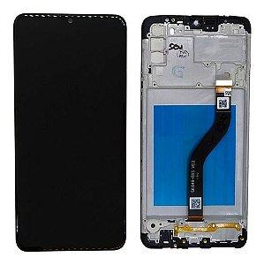 DISPLAY LCD SAMSUNG GALAXY A20S A207 - INCELL COM ARO