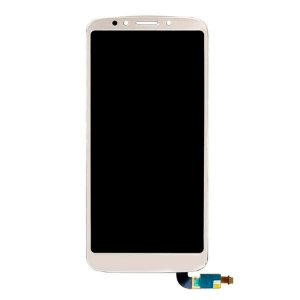 DISPLAY LCD MOTOROLA MOTO E5 PLAY XT1920 DOURADO
