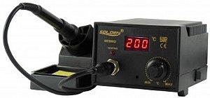 ESTAÇÃO DE SOLDA DIGITAL SOLDEN (TOYO) SE950D 60W / 200 ~480°C