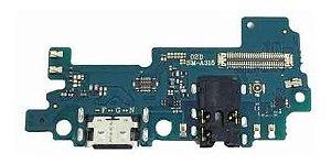 CONECTOR DE CARGA SAMSUNG A31 A315