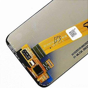 DISPLAY LCD SAMSUNG A01 C/F SEM ARO