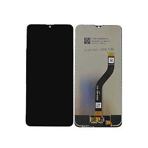 DISPLAY LCD SAMSUNG GALAXY A20S A207 - INCELL SEM ARO