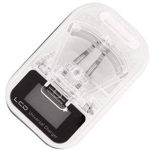 CARREGADOR LCD USB SUMEXR   PRETO