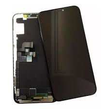 DISPLAY LCD  IPHONE X OLED PRETA