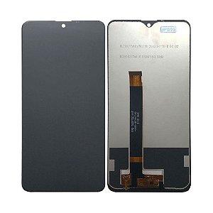 DISPLAY LCD LG K50S - PRETO