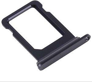 GAVETA iPHONE 8  PRETA / SLOT DO CHIP SIM